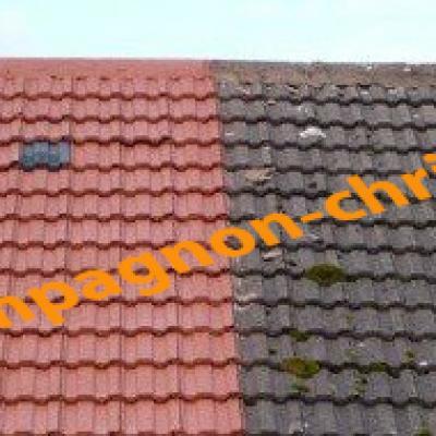 Avec et sens entretien du toit